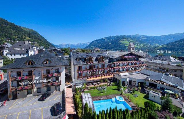 Willkommen Hotel Neue Post Zell Am See